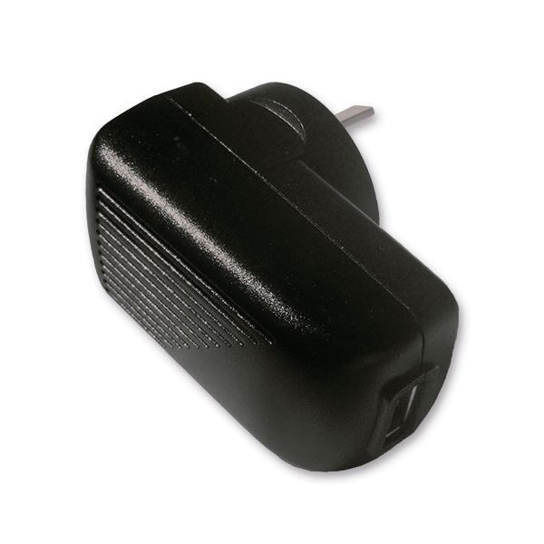 Cargador Probattery Usb A 220V 5Vc 2000Mha Negro (Pn: Kcsw-Usb5200Nf)