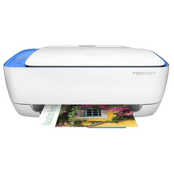 Impresora Hp Tinta E-All-In-one 3635