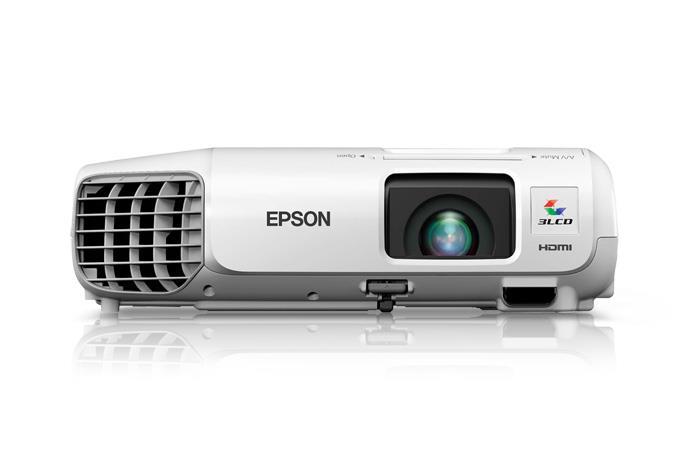 Proyector Epson Powerlite S27 2700 Lumenes