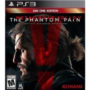 Juego Ps3 Metal Gear Phantom Pain