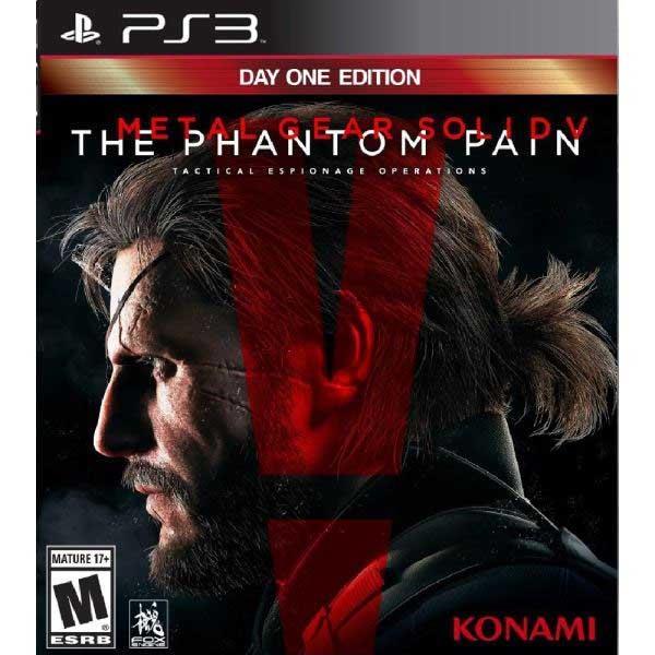Juego Ps3 Metal Gear Phantom Pain