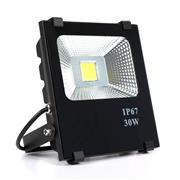 Reflector Led Pcbox - Sd - 30W Slim Blanco Calido 3000Lm 3000K Ip66