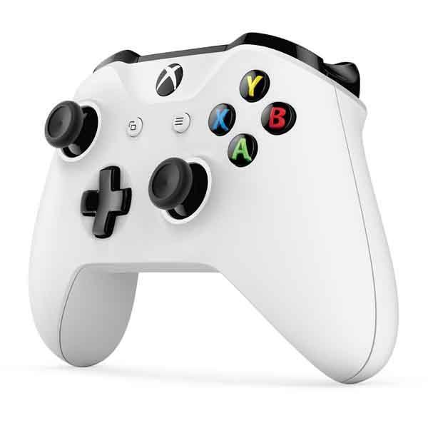 Gamepad Microsoft Xbox One S - Blanco