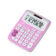 CALCULADORA CASIO MS-6NC-PK MINI ESCRIT