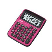 CALCULADORA CASIO MS-6NC-BRD MINI ESCRI