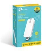 Red Wireless Usb Tp-Link 300Mbps Tl-Wa8