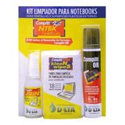 Kit Limpiador P/Lcd/Plasma/Notebook (Li