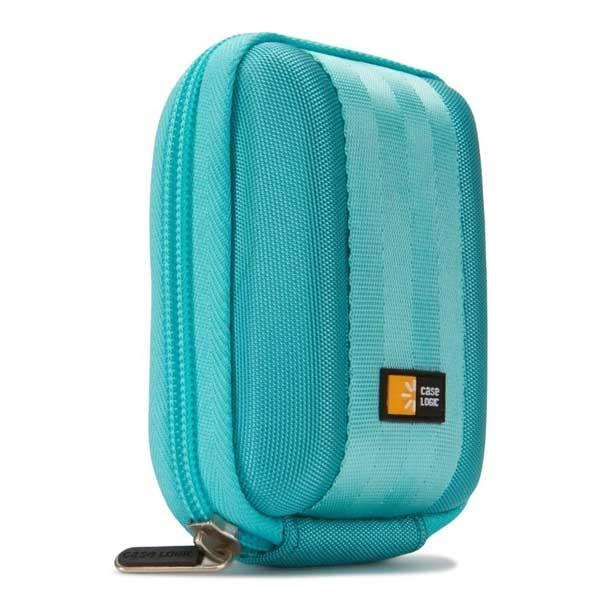 Estuche Case Logic Camara Digital Qpb-201 Green