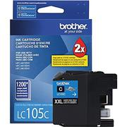 Brother Lc105C Cyan P/Mfc-J6720Dw 1200P