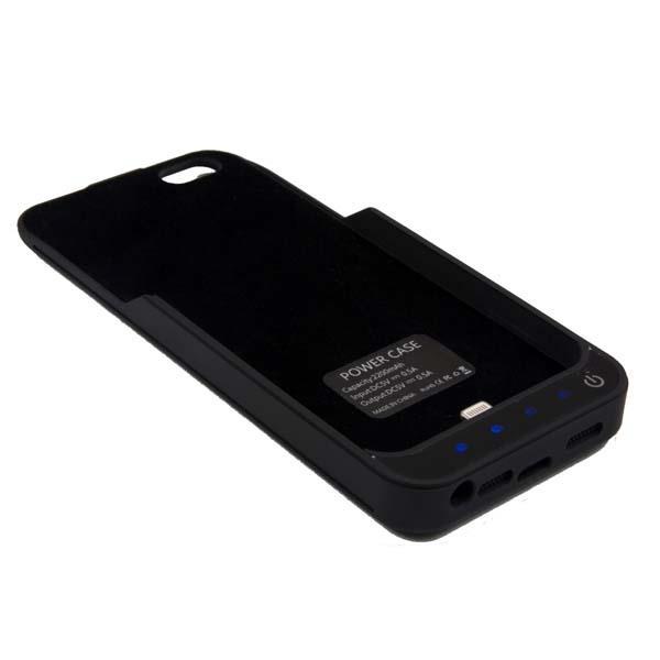 Cargador Portatil Pcbox Pcb-Bcip5/5S 2200Mah P/Iphone 5/5S Salida 5V Dc/0.5A