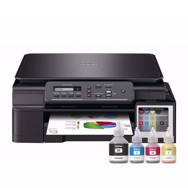 Impresora Inkjet Multifuncion Brother Dcp-T300