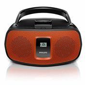 Radiograbador Philips AZ391/77 - USB, M