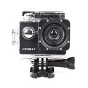 Camara Filmadora Deportiva Pcbox Junior Cam Pcb-C720K Negra