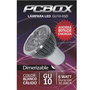 Lampara Led Pcbox Mr