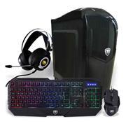 Pc Pcbox Gamer Ryzen 8Gb 1000Gb Gab Gamer Rx550 Auricular Jarl Combo Heim