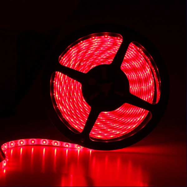 Tira de Led Pcbox Smd3528 Para Interior N836 Rojo