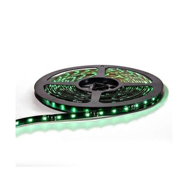 Tira de Led Pcbox Smd3528 Para Interior N836 Verde