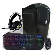 Pc Pcbox Gamer Ryzen 1200 8Gb 1000Gb Gab Gamer Rx550 Auricular Jarl Combo Heim