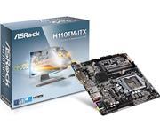 Motherboard (1151) Asrock H110tm-Itx Dd